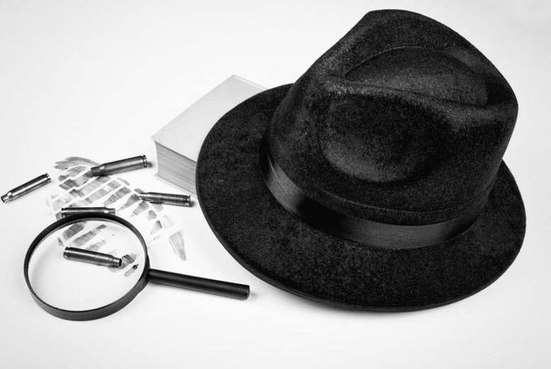 Murder Mystery Getaway, Dinner & Leisure Access for 2