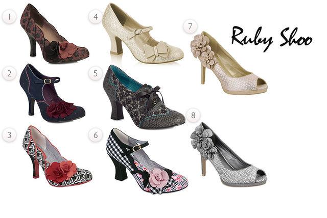 0715dd9d Ruby Shoo Shoes - 32 Styles!   Shopping   LivingSocial