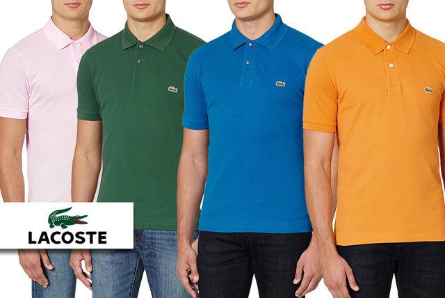 b62d9d6dcba Lacoste Polo Shirt - 2 Styles   10 Colours!