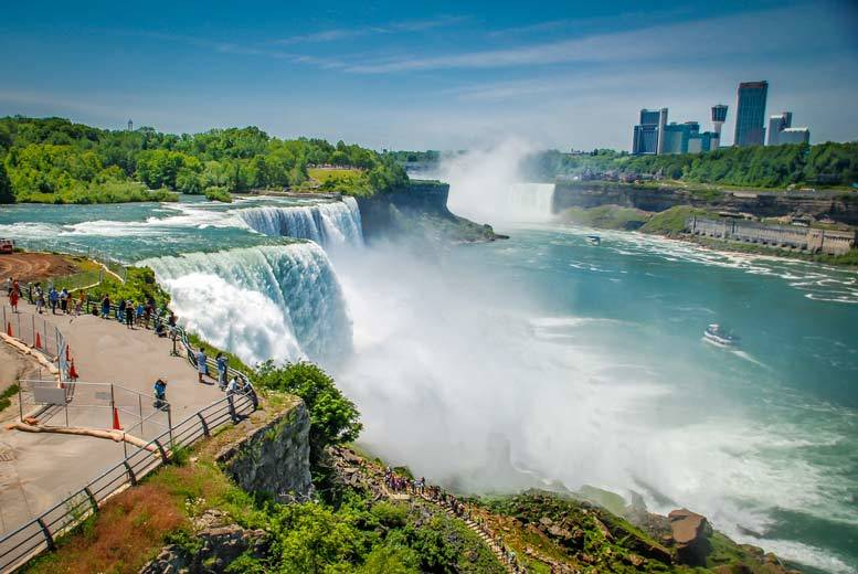 6nt New York & Niagara Falls - Helicopter Tour Option!