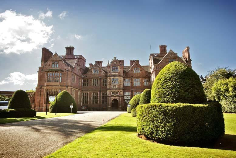 2-4nt All Inclusive Family Adventure @ Condover Hall, Shropshire
