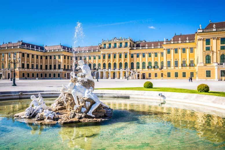 2-3nt Vienna Stay with Flights - Classical Concert Option!