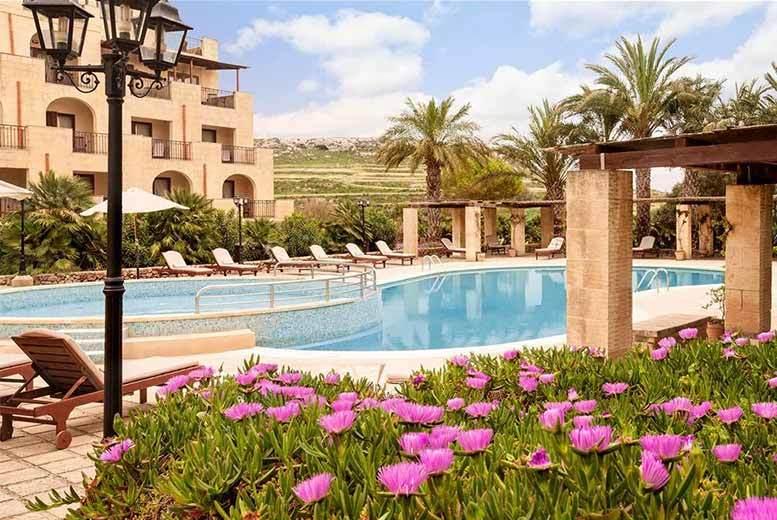 2-4nt Luxury 5* Malta Spa Break, Breakfast and Flights