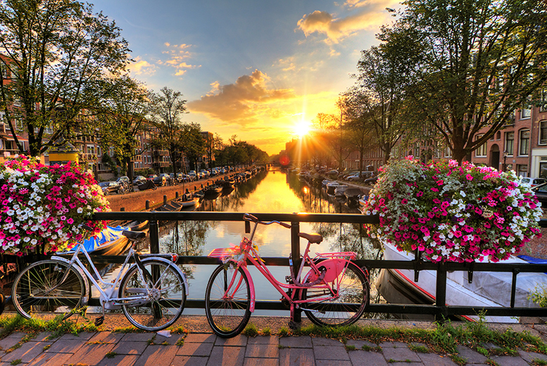 4-6nt Berlin and Amsterdam Break with Flights