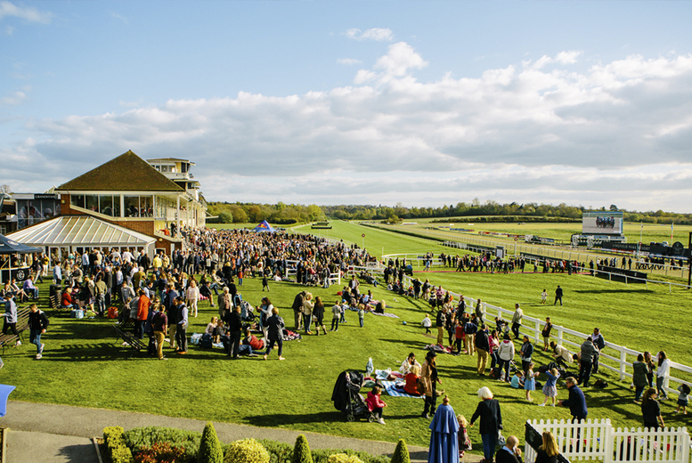 Lingfield Races, Live Music, Premier Tickets & Pimms for 2