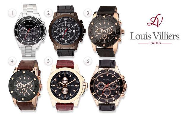 1b4d43eadc9 Louis Villiers Watch