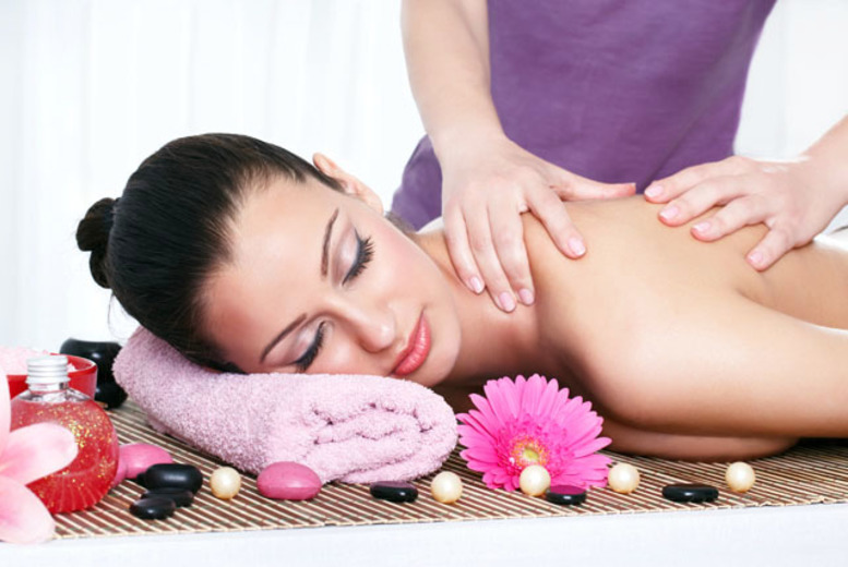 DDDeals - £15 instead of £40 for a choice of one-hour massage at Lush Beauty, Wolverhampton - save 62%