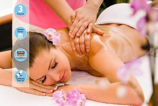 Massage Masterclass - Thai, Hot Stone and Relaxation Courses