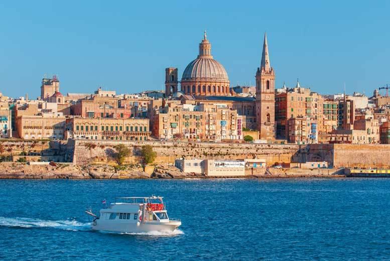 2-5nt 4* Malta Spa Break & Flights