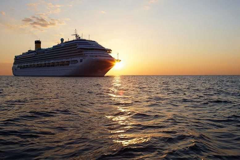 7nt Full-Board Mediterranean Cruise to Spain & Italy with Flights