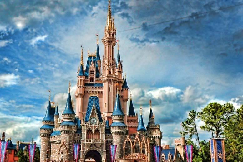 4nt Paris & Disneyland®, Flights & Park Tkt Option