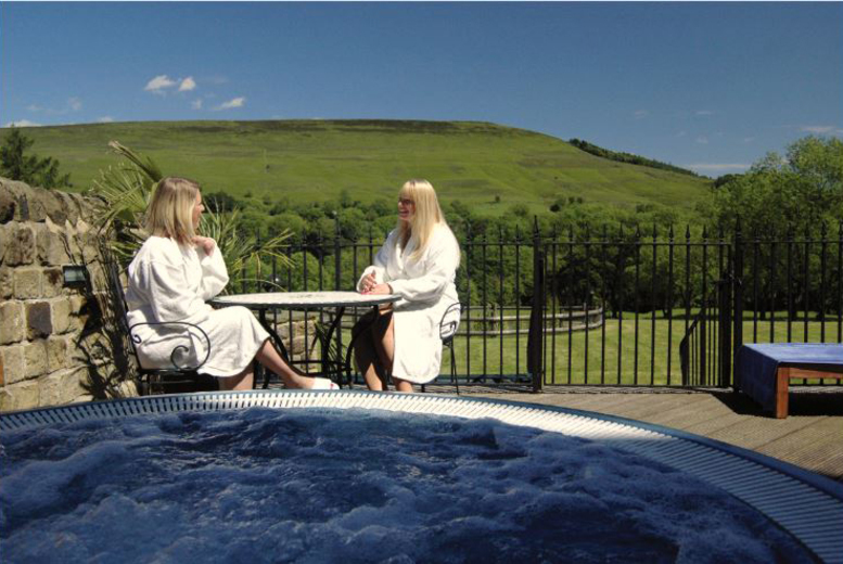 DDDeals - £42 instead of £85 for a spa experience with treatment and two-course lunch for one, £83 for two people at Losehill House Hotel and Spa, Peak District –- save up to 51%