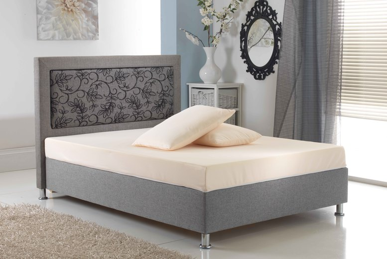 The Best Deal Guide - From £69 (from Trusleep) for a single memory foam mattress and pillow, £89 for a small double or double with two pillows, £99 for a king size - save up to 76%