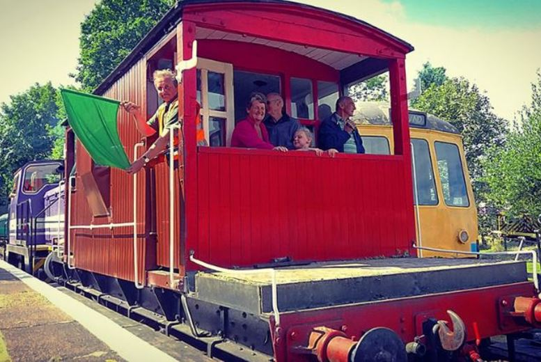 2 or 4 Tickets For East Kent Heritage Railway