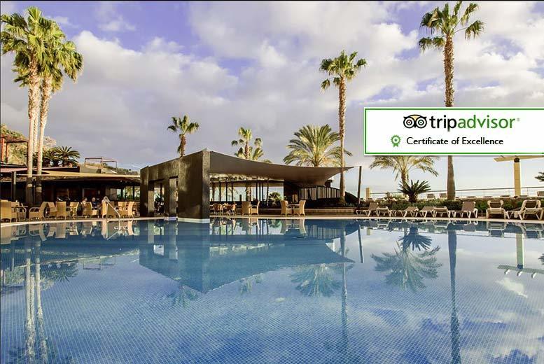 7nt All-Inclusive Madeira Break @ 4* Savoy Calhetta Beach Hotel - Summer Dates!