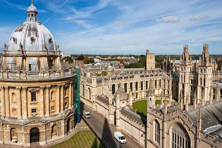 Oxford & Cambridge All-Day Coach Tour