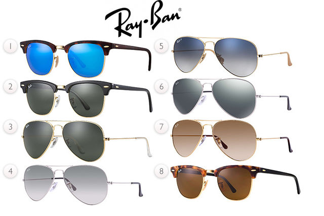 58b8918b031 From £75 (from King of Shades) for a pair of Classics sunglasses - choose  from eight styles and save up to 38%