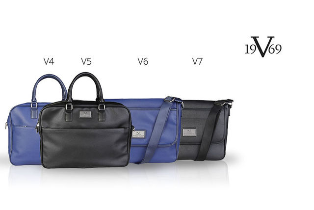 37c7b8fc97 Men s Versace 1969 Briefcase - 7 Styles! From £39 (from Brands Store) for a men s  Versace 1969 briefcase - select from seven styles ...