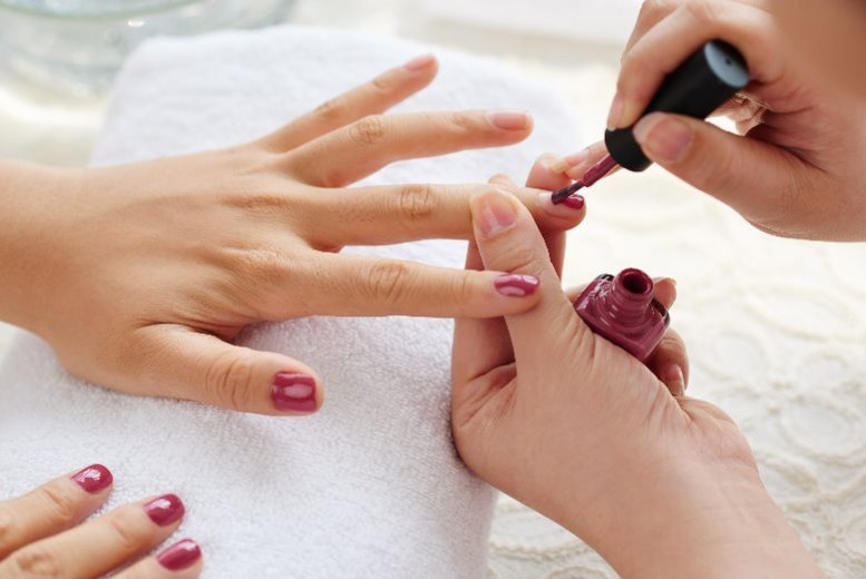 The Best Deal Guide - £11 instead of £15 for a luxury manicure from Sabiha's Hair & Beauty Salon - save 27%