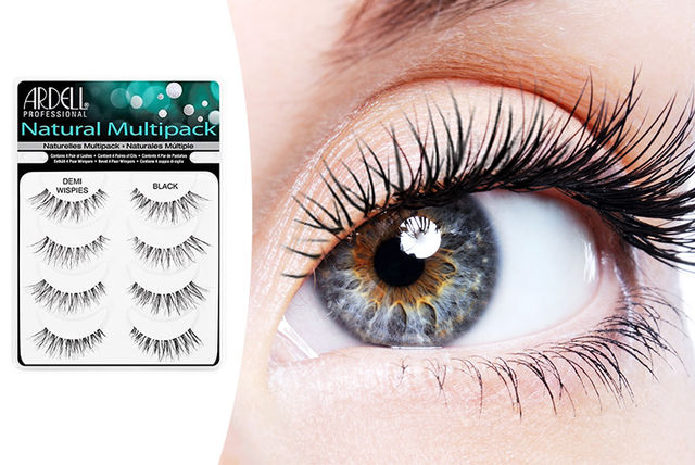 a2105a63ce1 £9.99 instead of £16.90 (from AY Supply) for four pairs of Ardell Demi  Wispies false lashes, £18.99 for eight pairs - flutter those lashes and  save up to 41 ...