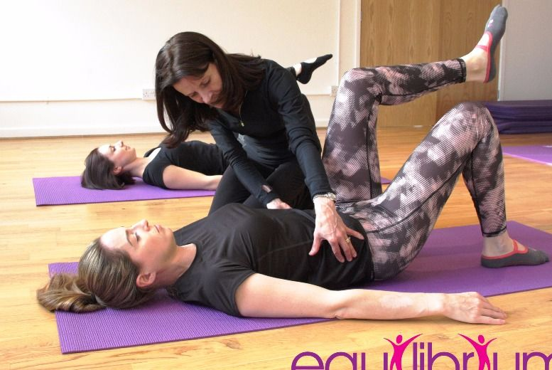 The Best Deal Guide - £69 instead of £105 for a pilates 45 min posture assessment + 6 small group mat classes from Clinic Equilibrium - save 34%