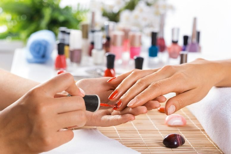 The Best Deal Guide - £12 instead of £20 for a manicure from Adhara Hair and Beauty - save 40%