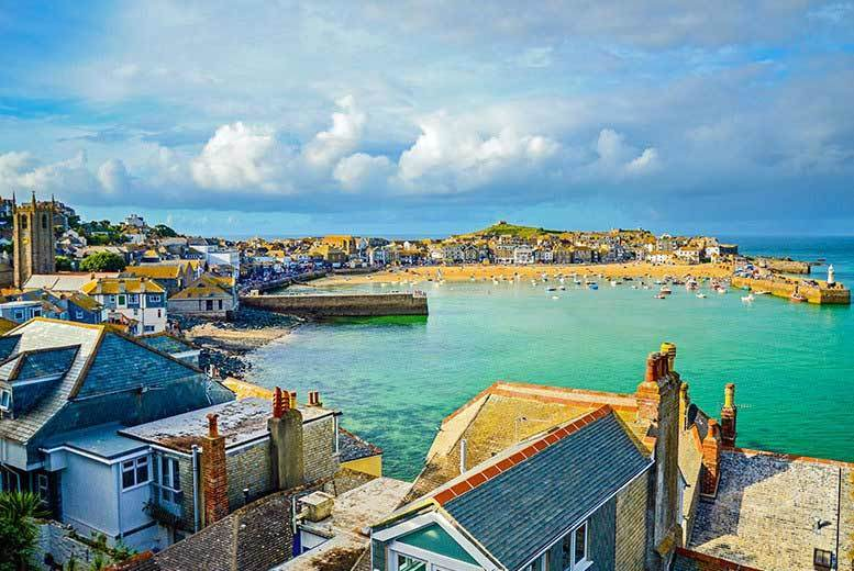 3-4nt Devon, Cornwall & Somerset Summer Family Break for up to 6