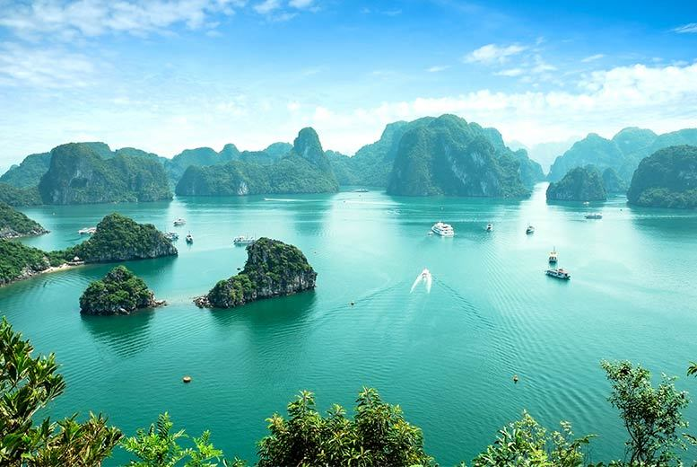 The Best Deal Guide - From £369pp (from Go Asia Travel) for a 10-day Vietnam tour with 3* accommodation, from £565pp with 4* or from £749pp with 5* accommodation - save up to 62%