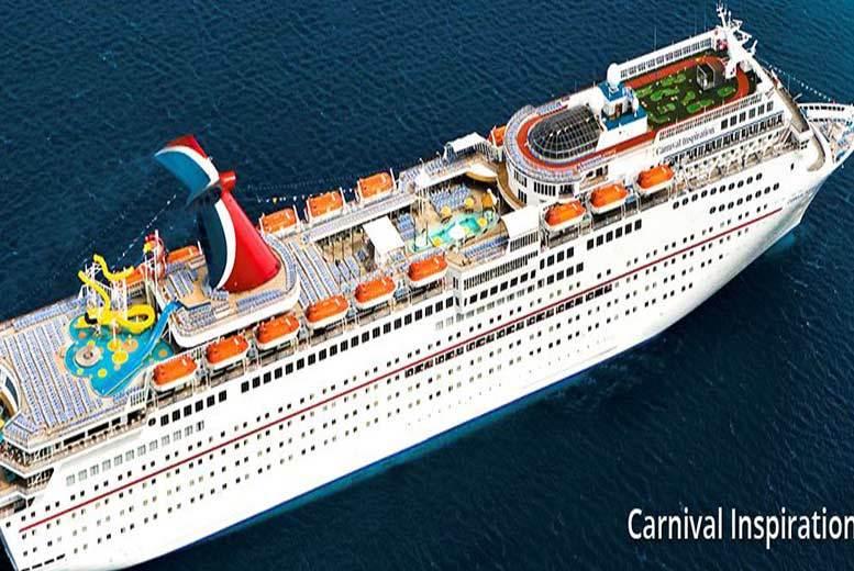 8nt Mexico or Bahamas Cruise, Hotel Stay & Return Flights!