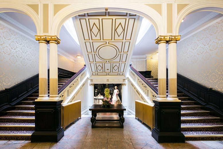 4* Grand Hotel Stay, Breakfast & Marco Pierre White Dinner for 2