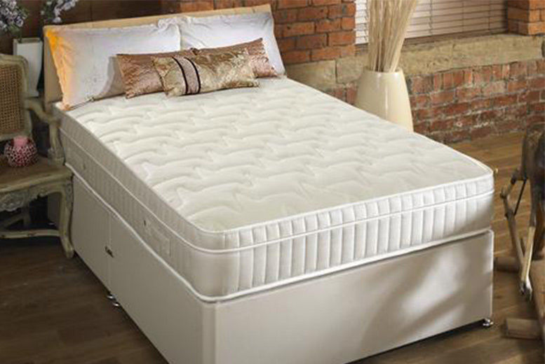 The Best Deal Guide - From £179 for a single cashmere 3000 pocket spring memory foam mattress, £199 for a small double/double, £219 for a king-size from The Sleep People Ltd - Midnight Dreams - save up to 82%