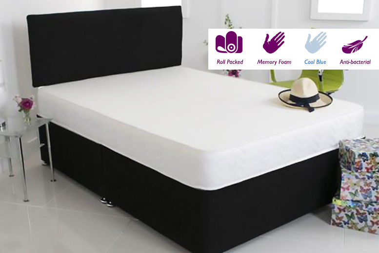 The Best Deal Guide - From £39 for a small single mattress, £49 for a single, £69 for a small double or a double, or £89 for a king-sized mattress from The Sleep People Ltd - Midnight Dreams - save up to 90%
