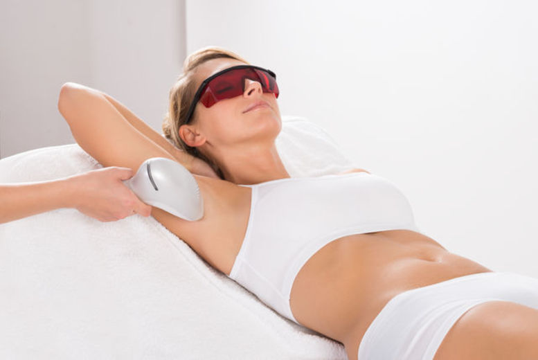The Best Deal Guide - £45 for 3 sessions of IPL on 2 medium areas from Pure Essentials Health and Beauty