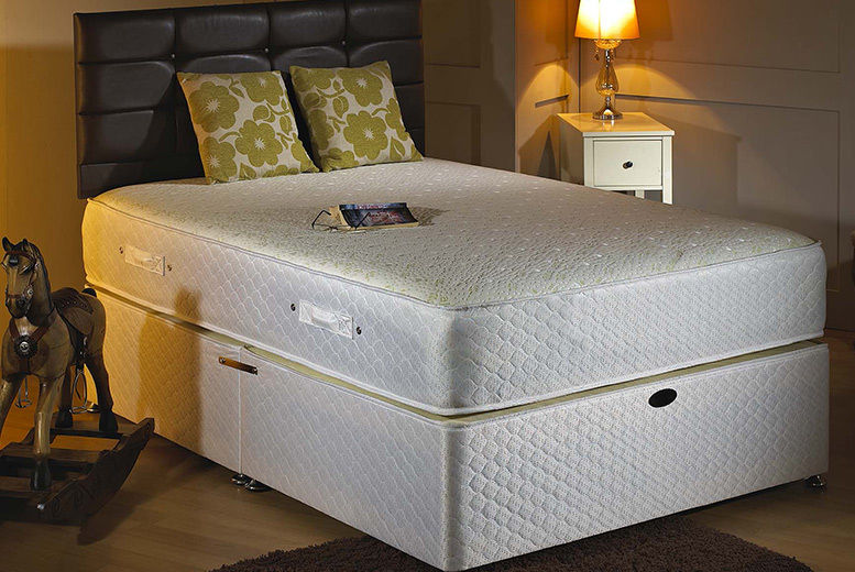 The Best Deal Guide - From £149 for a single 3000 pocket sprung memory foam mattress, £199 for a double, or £229 for a king from The Sleep People Ltd - Midnight Dreams - save up to 83%