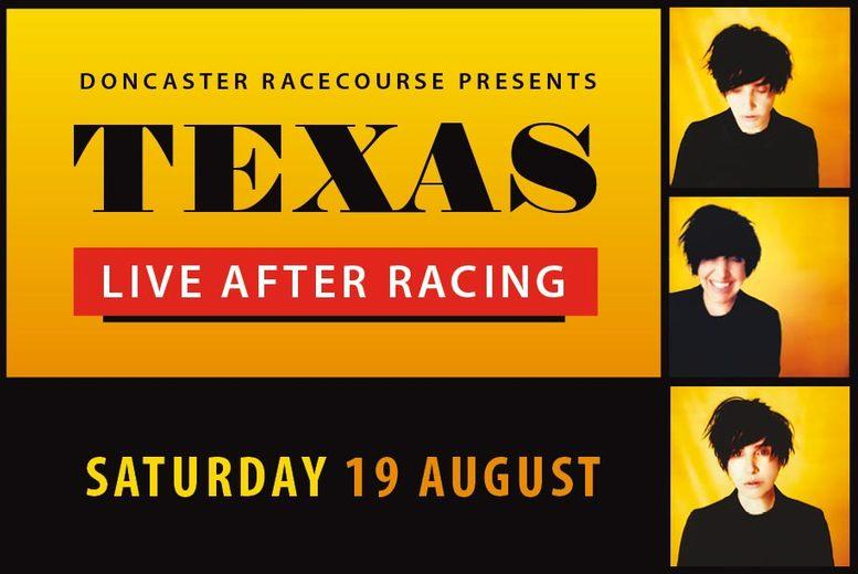 Horseracing & Texas Live @ Doncaster Racecourse