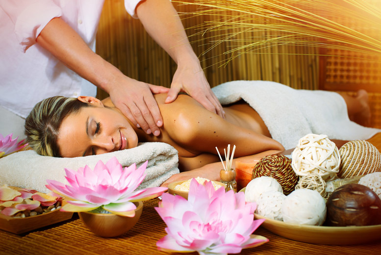 The Best Deal Guide - £21 instead of £30 for a luxury 30 min deep tissue massage from The Heavens Salon and Spa - save 30%