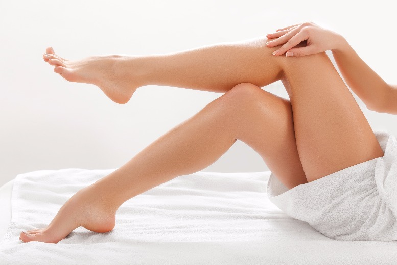 The Best Deal Guide - £17 instead of £28 for a leg wax from Radiance Clinic - save 39%