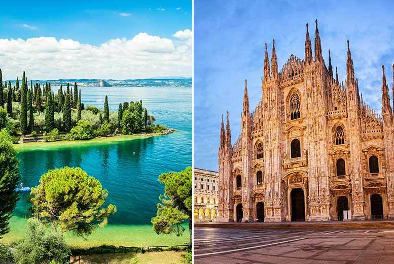 flights to milan from gatwick - photo#37