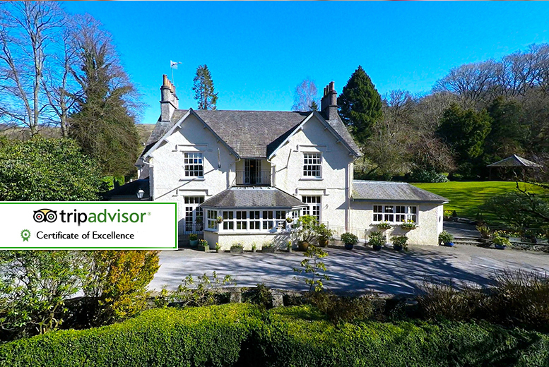 The Best Deal Guide - £95 (at Briery Wood Country House Hotel) for an overnight Lake District stay for two with breakfast and cream tea, or £99 for breakfast and Windermere Cruise, from £169 for two nights - save up to 45%