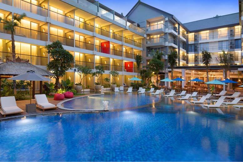 14nt 4* Luxury Bali Stay with Breakfast & Flights