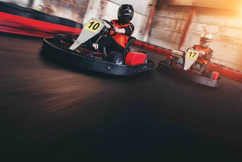 50 Laps Of Indoor Go Karting @ Ace Karting Plus