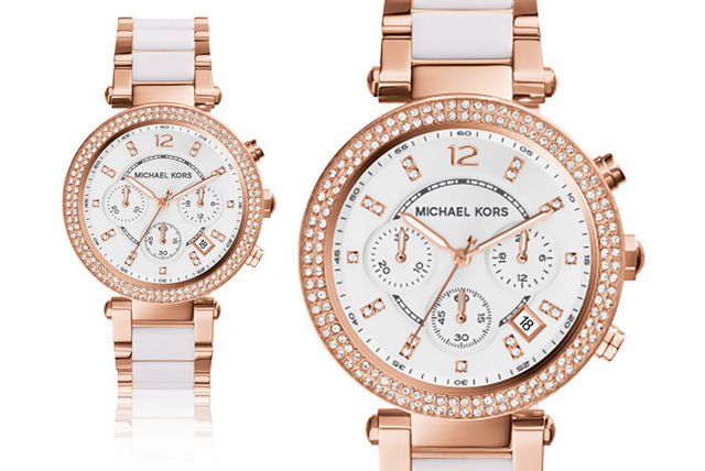 eccf7c90958 €139 instead of €318.62 (from Gray Kingdom) for a Michael Kors MK5774 Ladies   watch - get a timepiece and save 56%