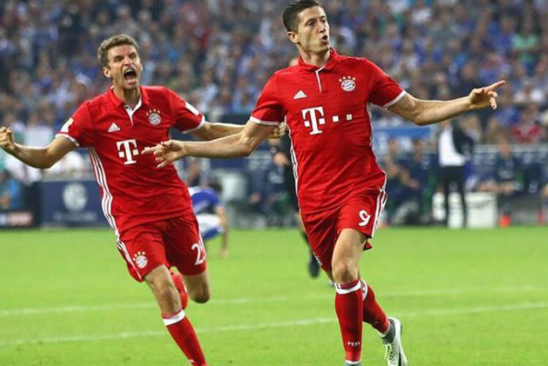 The Best Deal Guide - From £249pp (from Worldchoice Sports) for a two-night hotel stay with FC Bayern Munich football tickets - choose from 17 games!