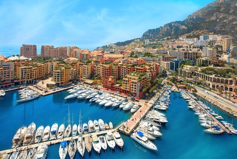 The Best Deal Guide - From £599pp for a Monaco F1 Grand Prix executive day trip including admission, business class service flights with meals, drinks and transfers