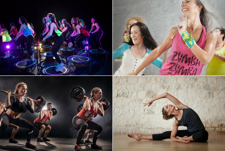 The Best Deal Guide - £24 instead of £70 for 10 dance, strength or holistic classes from Tribe Fitness Limited - save 66%