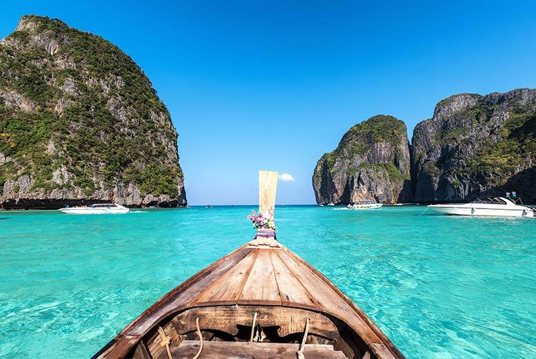 The Best Deal Guide - From £699pp (from Great Pacific Travels) for a 10-night Thailand break to Phuket, Krabi and Phi Phi Island, including daily breakfast, return flights and ferry transfers, or pay a £350pp deposit today - save up to 42%