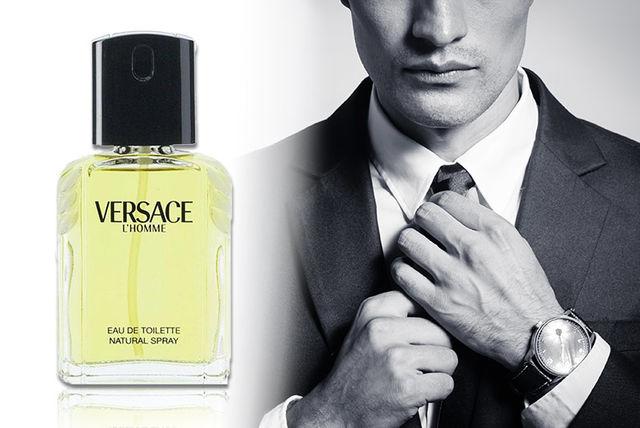 d6e1e082060 £24 instead of £52.01 for a 100ml bottle of Versace L Homme eau de toilette  from Deals Direct - save 54%