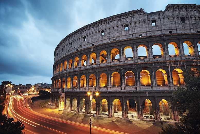The Best Deal Guide - From £89pp (from iFly Holidays) for a two-night 4* Rome break including breakfast and flights, from £129pp for a three-night break - save up to 61%