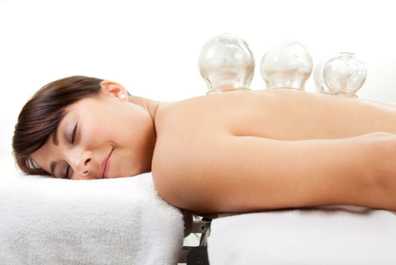 The Best Deal Guide - £14 instead of £30 for a 30 minute cupping session from Chinese Medicine Yard - save 53%