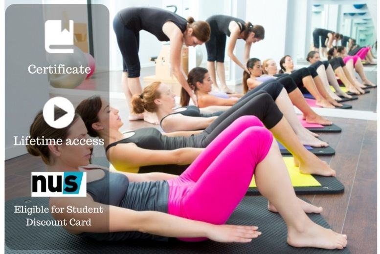 The Best Deal Guide - £19 instead of £99 for an online pilates instructor training course from OfCourse - save 81%